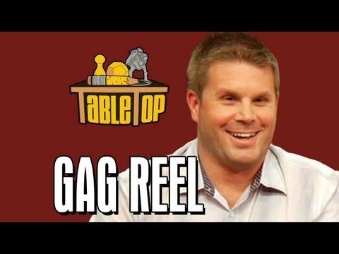 Zombie Dice, Get Bit, & Tsuro - Gag Reel TableTop Episode 3