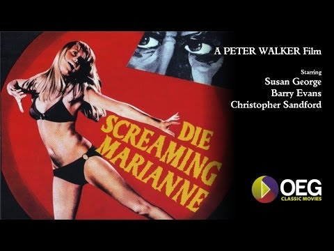 Die Screaming Marianne 1971 Trailer