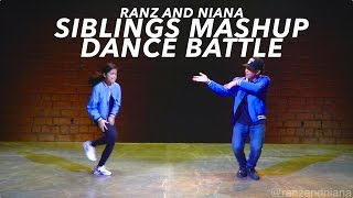 Video Siblings Mashup Dance Battle (Bruno Mars - That's What I Like Mix) | Ranz and Niana MP3, 3GP, MP4, WEBM, AVI, FLV September 2018