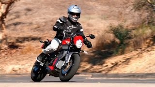 8. 2016 Victory Empulse TT: This electric motorcycle has a manual clutch
