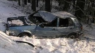 Подборка аварий, Car crash compilation  [# 26]