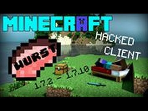 Minecraft 1.7.2 – 1.7.10 : Hacked Client – Wurst ! – Force OP Client ! [HD]