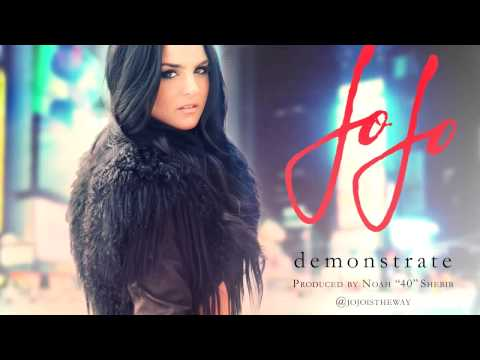 JoJo - Demonstrate - OFFICIAL MUSIC from Futuresound / BGR
