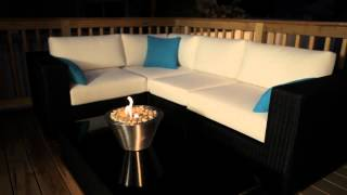 Its modern style and unique design makes the Anywhere Fireplace™ Oasis a favorite for the ambiance of a small fire indoors or...