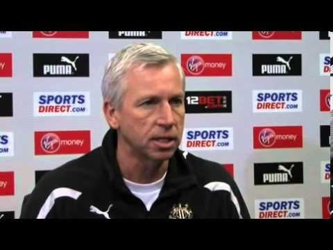 stoke - Alan Pardew rules himself out of Stoke City Job, after Tony Pulis leaves.