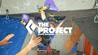 The Project Episode 4 - Wrestling In The Roof by Eric Karlsson Bouldering
