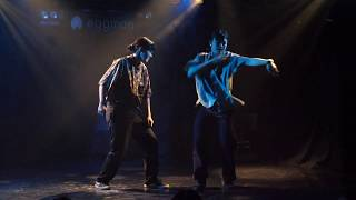 Yu Jin & yu-ki.☆ – CITY NEVER SLEEPS Guest Dance Showcase