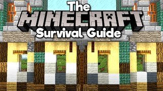Starting A City Build! • The Minecraft Survival Guide (Tutorial Lets Play) [Part 55]