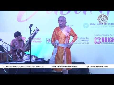 Video Zakir Husain | Birju Maharaj | Jugalbandi Performance | Vasantotsav 2017 | Ajivasan download in MP3, 3GP, MP4, WEBM, AVI, FLV January 2017
