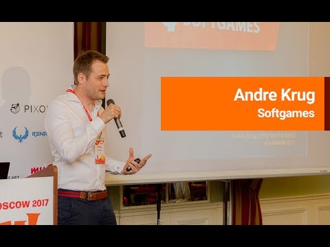 Andre Krug (SOFTGAMES) - Ready for take off: Why HTML5 Games will disrupt the App Stores in 2017