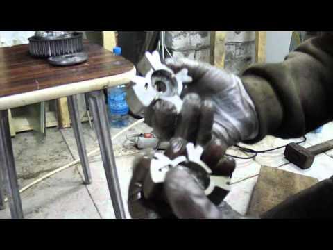 Ремонт фазорегулятора меган 2 своими руками