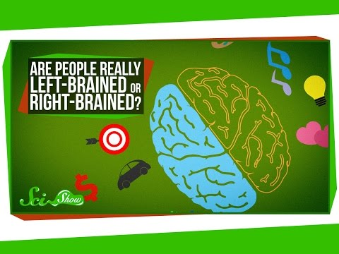 Are People Really Left-Brained or Right-Brained?