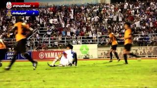 Hiligth Lamphun Warrior Vs Chiangmai FC 2013