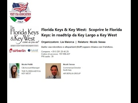 Video Florida Keys & Key West: Scoprire le Florida Keys: in roadtrip da Key Largo a Key West (5-5-2017)