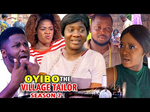 OYIBO THE VILLAGE TAILOR SEASON 7 (Trending Hit Movie) Mercy Johnson 2021 Nigerian Nollywood Movie