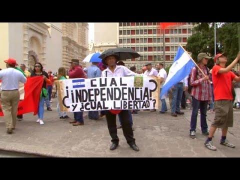 Honduras: Demonstranten fordern Ende der »kriminellen ...