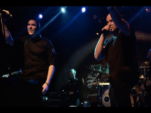 Breaking Benjamin and Disturbed Perform David Bowie Song Together