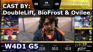 Video FOX vs GGS - Cast by DoubleLift, BioFrost & Ovilee (NALCS Lounge) | Week 4 Day 1 NA LCS Spring 2018 MP3, 3GP, MP4, WEBM, AVI, FLV Juni 2018