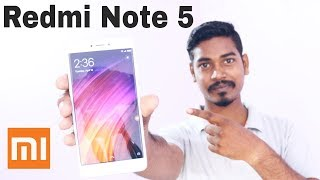 Xiaomi Redmi Note 5 2017 Full Phone Specifications, Price & Features