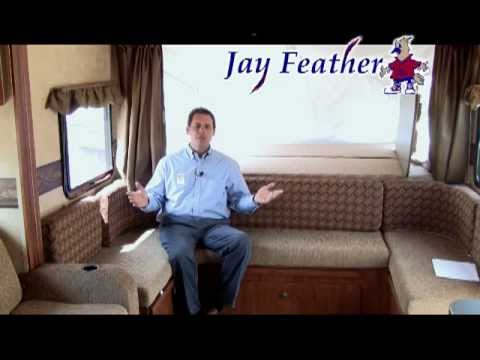 New Jayco Jay Feather X23B Hybrid Travel Trailer