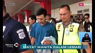 Video 2 Pelaku Pembunuhan Wanita di Dalam Lemari Diterbangkan dari Jambi - iNews Siang 22/11 MP3, 3GP, MP4, WEBM, AVI, FLV November 2018