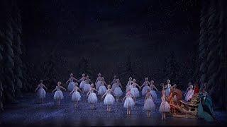 The Nutcracker-Waltz of the Snow Flakes-Royal Ballet