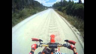 5. crf450r top speed