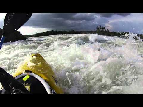 CONTOUR Moments from The Grand Inga Project 4: Training on the Dutchman Rapids