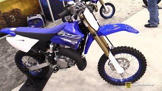 3. 2019 Yamaha YZ85 - Walkaround - 2018 AIMExpo Las Vegas