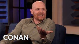 Bill Burr & His 2-Year-Old Daughter Walked Out Of