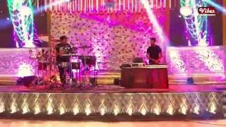 Dj Amit with Percussionist Vipin Sagar performing sufi set. For booking contact 9971128525