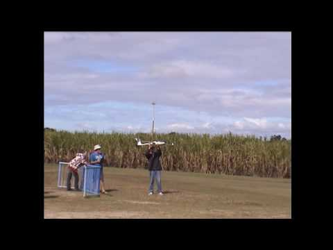 DG1000 rc - Test flight Lower Tweed Model Flying Club.