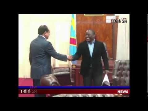 TÉLÉ 24 LIVE: JOSEPH KABILA, reunion de routine sur des questions d'extrême urgence pour la RD. CONGO