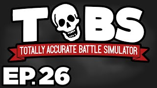 Totally Accurate Battle Simulator Ep.26 - •‍•️ YO HO A PIRATE'S LIFE FOR ME! (Gameplay / Let's Play)