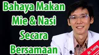 Video Bahaya Makan Mie & Nasi Secara Bersamaan MP3, 3GP, MP4, WEBM, AVI, FLV September 2019