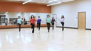 Tightrope - Line Dance (Dance & Teach)