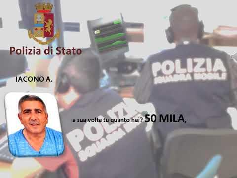 Scommesse e mafia: le intercettazioni della Polizia