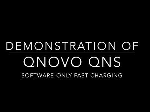 Qnovo QNS and QN200 demos