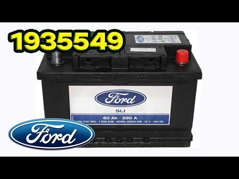 аккумулятор 60 590 для форд фокус