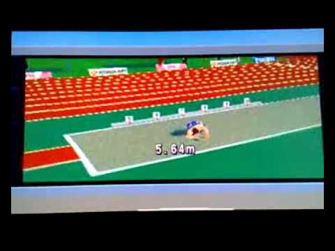 International Track & Field : Summer Games Nintendo 64