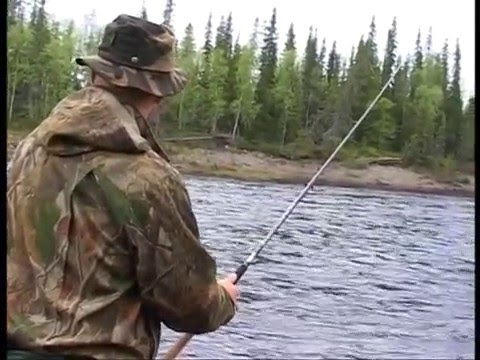 рыбалка на хариуса в красновишерском заповеднике