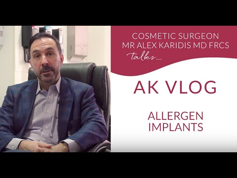 Leading Cosmetic Surgeon allays fear for women with textured implants