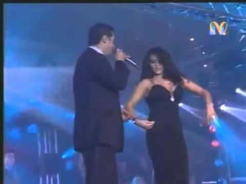 ترقص - هيفاء وهبي ترقص بخلاعه مع راغب علامه.