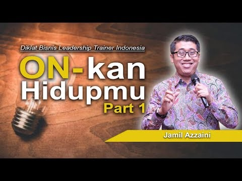 Jamil Azzaini - ON-kan Hidupmu (part 1)