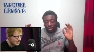 Video Ed Sheeran Castle on the hill Reaction download in MP3, 3GP, MP4, WEBM, AVI, FLV Mei 2017