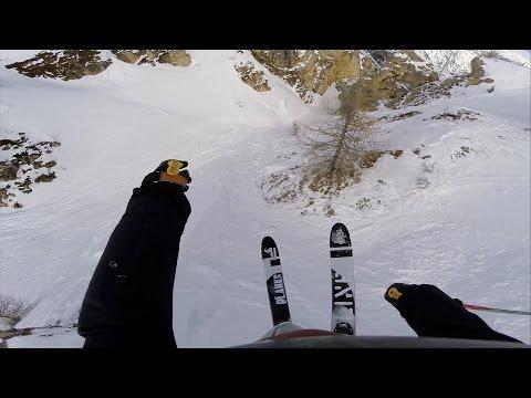 這名男子把自己用第一人稱視角記錄的滑雪影片寄給GoPro公司後,隔幾天就收到60萬現金!