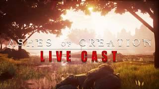 Видео к игре Ashes of Creation из публикации: Ashes of Creation: детали редактора персонажей и умений классов