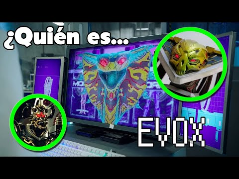 Todo sobre: ¿Quién es Evox?| Power Rangers Beast Morphers