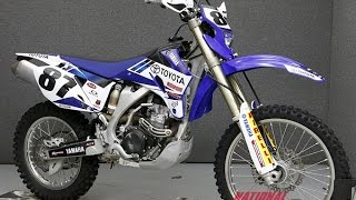 9. 2013 YAMAHA WR250F - National Powersports Distributors