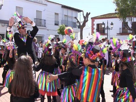 Desfile de Carnaval CEIP Pedro de Lope (La Redondela)